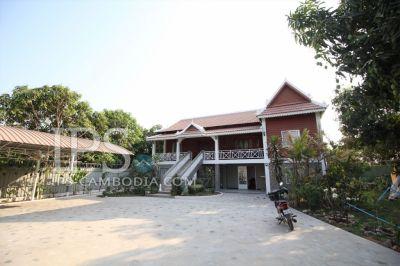 Siem Reap | Villa for rent in Siem Reap  img 0