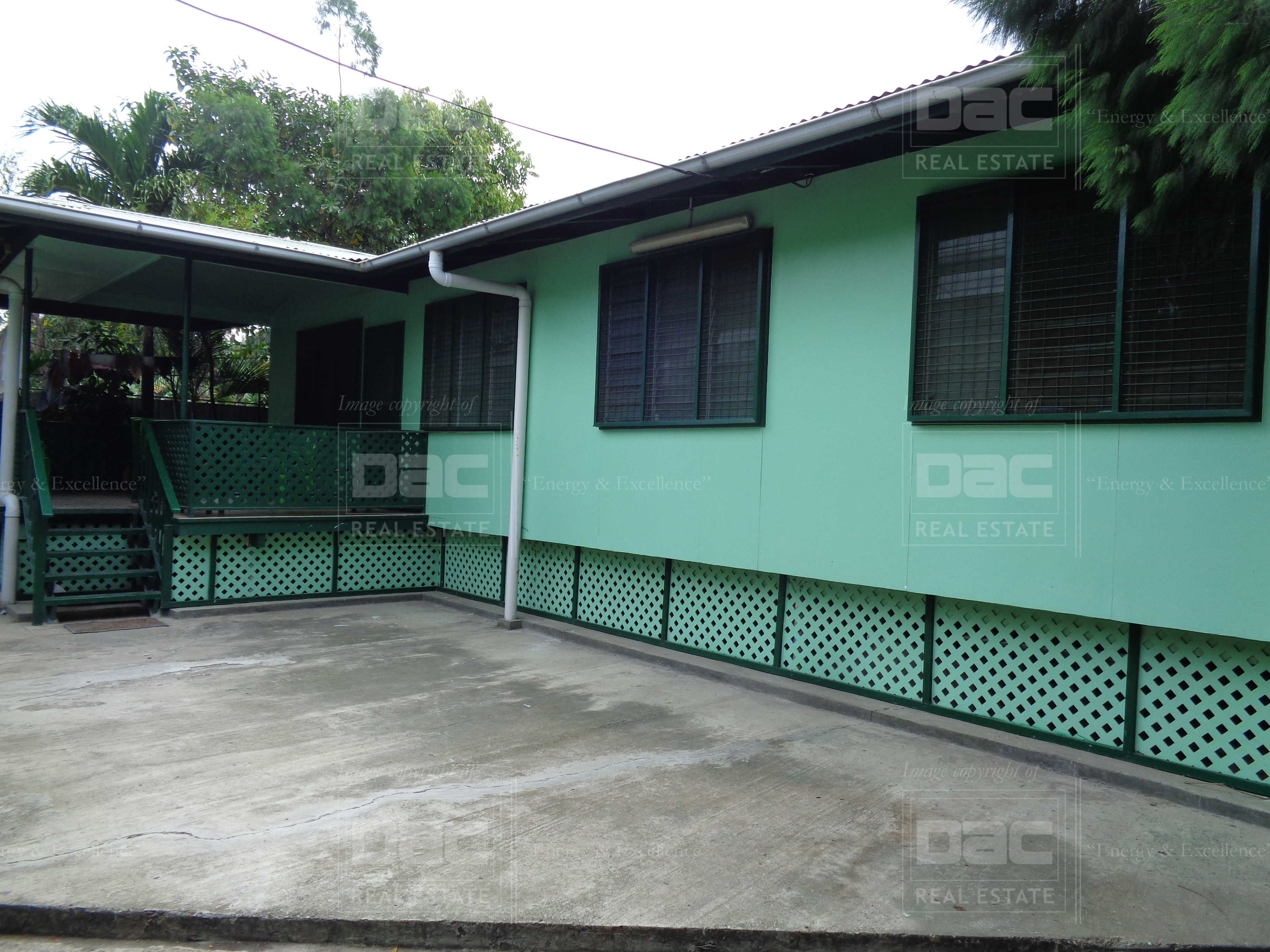 Land for rent in Port Moresby Gerehu