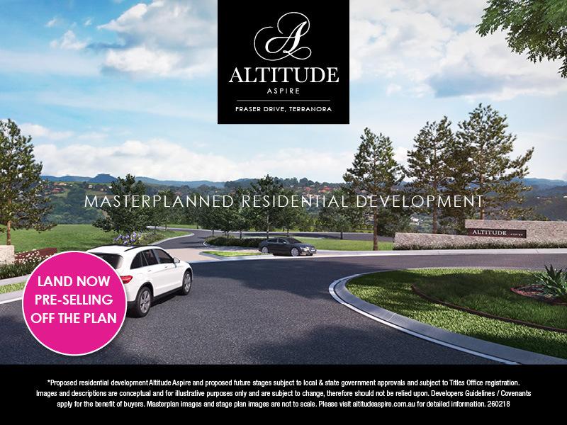 Altitude Aspire Estate