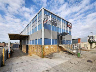 SOLD AT AUCTION - SYDNEY INDUSTRIAL FREESATNDER $1.3M