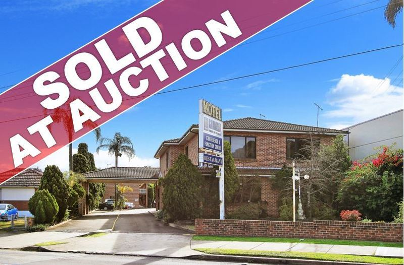 INVESTMENT MOTEL AUCTION - Gardenia Motor Inn, Bass Hill