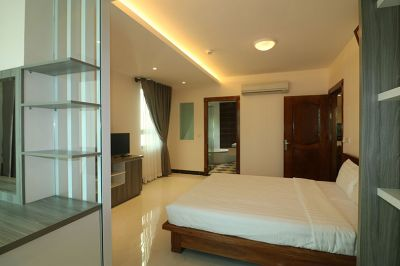 BKK 1, Phnom Penh | Condo for rent in Chamkarmon BKK 1 img 6