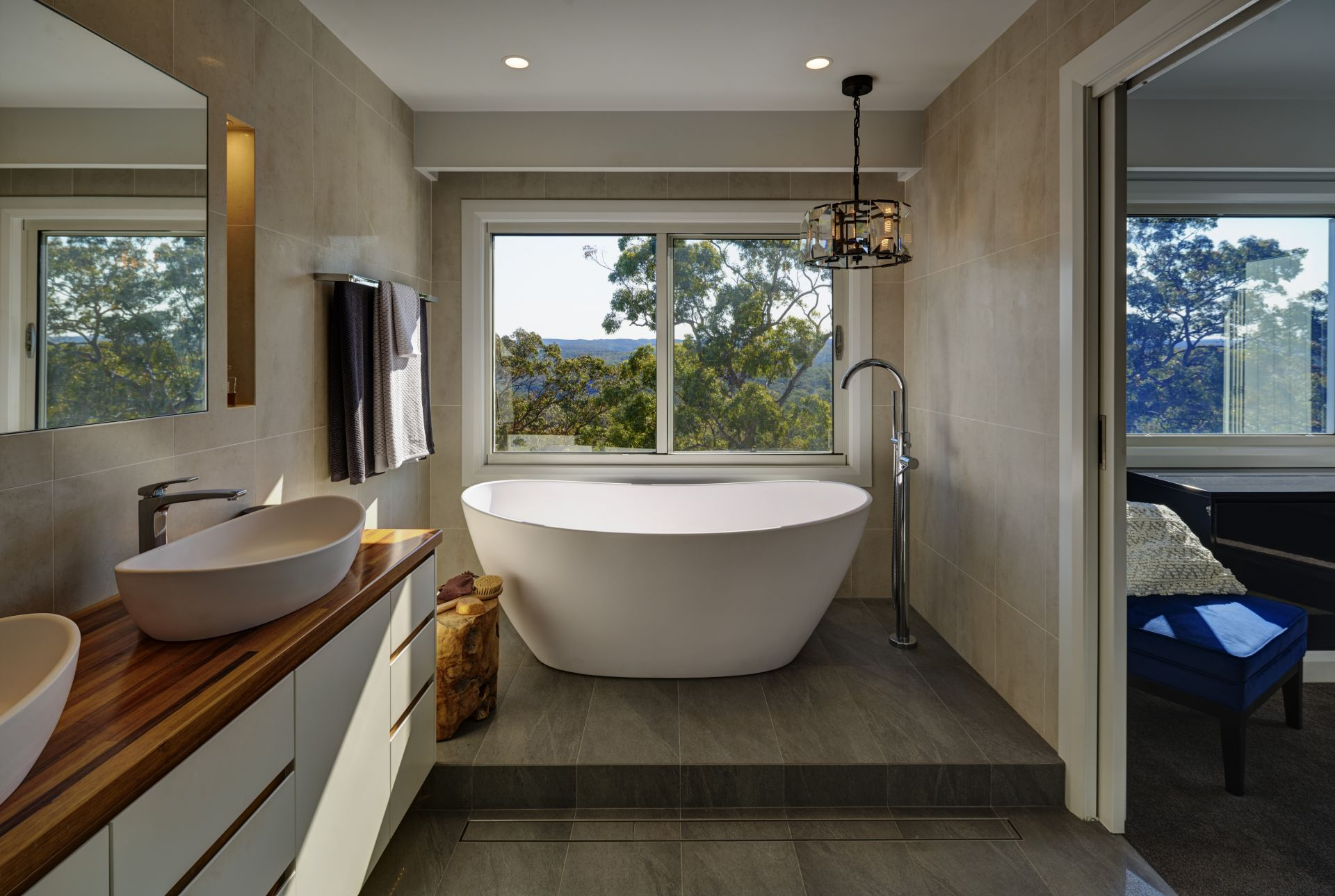 Additional photo for property listing at Luxurious contemporary bushland escape   New South Wales,2773 Australia