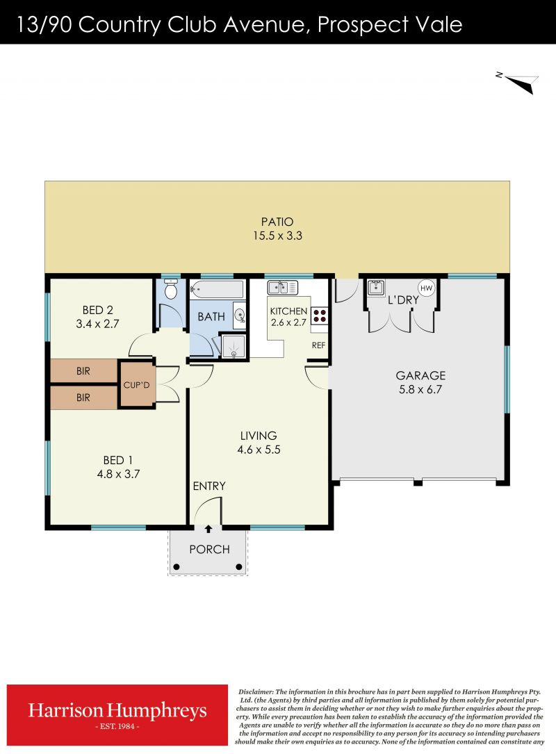 90 Country Club Avenue Floorplan