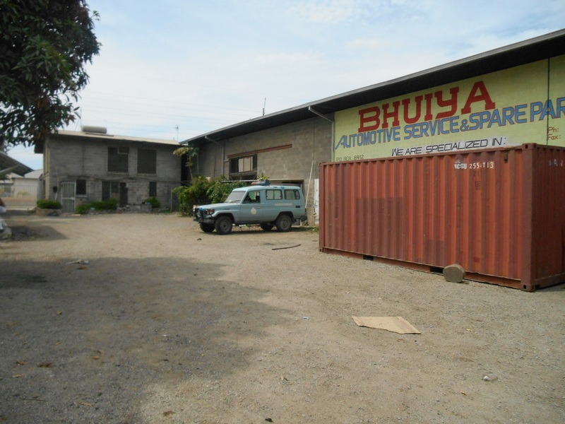 Warehouse for sale in Port Moresby Gordons - SOLD