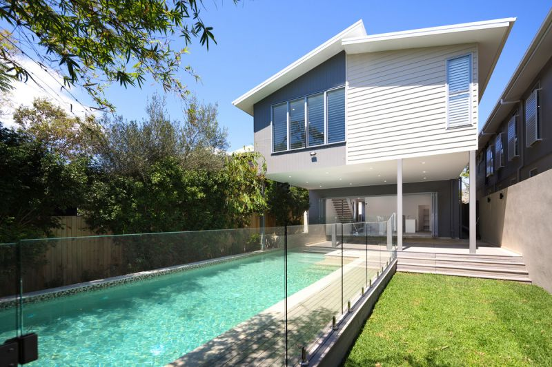 BRAND NEW ARCHITECHUALLY DESIGNED HOME WITH POOL