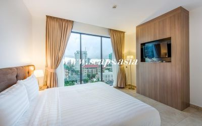 BKK 1, Phnom Penh | Condo for rent in Chamkarmon BKK 1 img 3