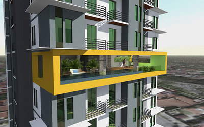 The Garden  Residency , Phnom Penh Thmey, Phnom Penh | New Development for sale in Sen Sok Phnom Penh Thmey img 3