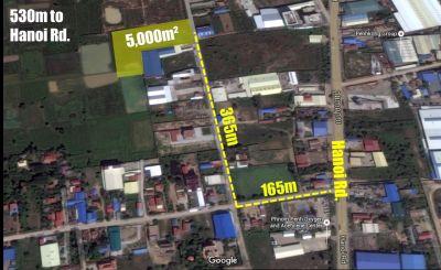 Phnom Penh Thmey, Phnom Penh   Land for sale in Russey Keo Phnom Penh Thmey img 0