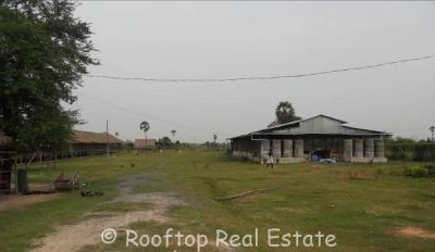Bati, Svay Rieng | Land for sale in Bavet Bati img 0