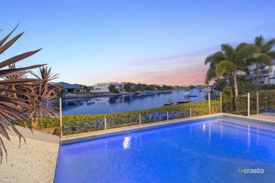 North-facing Waterfront Family Retreat in Prestigious Oyster Cove – Stunning, Spacious & Secure