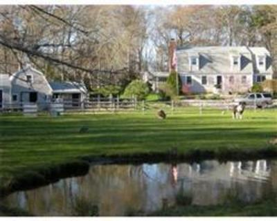 The gentleman farmer's horse farm or outdoor enthusiast paradise