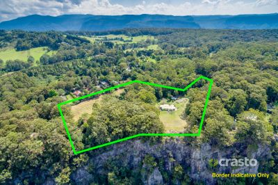 Springbrook Mountain Hideaway on 7.5 acres with Magical Views