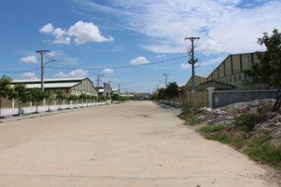 National Road No. 4, Kandal province, Baek Chan, Kandal | Warehouse for rent in Angk Snuol Baek Chan img 1
