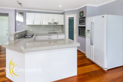 open plan, deceptively spacious 4 bedrooms. lovely home - a must see.