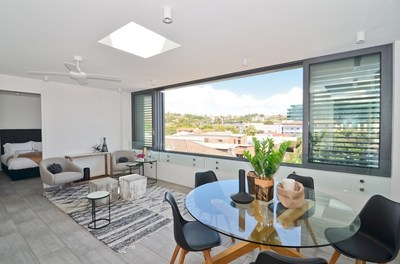 STUNNING FULLY FURNISHED 2 BEDROOM UNIT