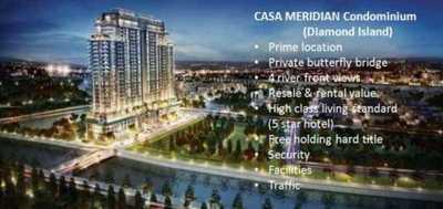 Casa Meridian  Condo, Tonle Bassac, Phnom Penh | Condo for sale in Chamkarmon Tonle Bassac img 4