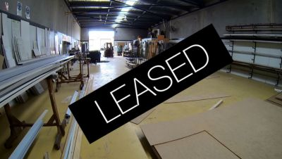 266sqm - LEASED By M5 Industrial (VIDEO ATTACHED)