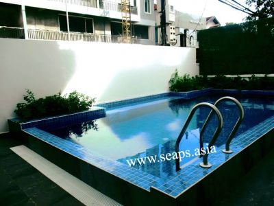 BKK 1, Phnom Penh | Condo for rent in Chamkarmon BKK 1 img 2