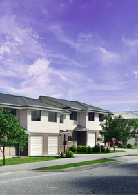 PARKSIDE ALMA HEIGHTS TOWNHOUSES - SOLD OUT