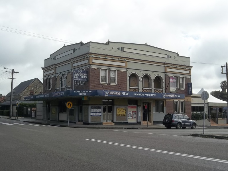 HOTEL FOR SALE - Lambton Park Hotel, Lambton (Newcastle)