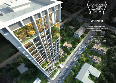 Embassy  Central , BKK 1, Phnom Penh | New Development for sale in Chamkarmon BKK 1 img 0