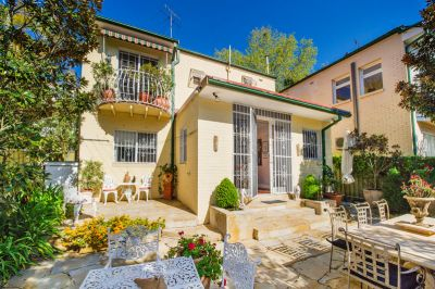 Best Value in Double Bay - Private Freestanding Village Home with Sunsoaked NE Courtyard & Potential