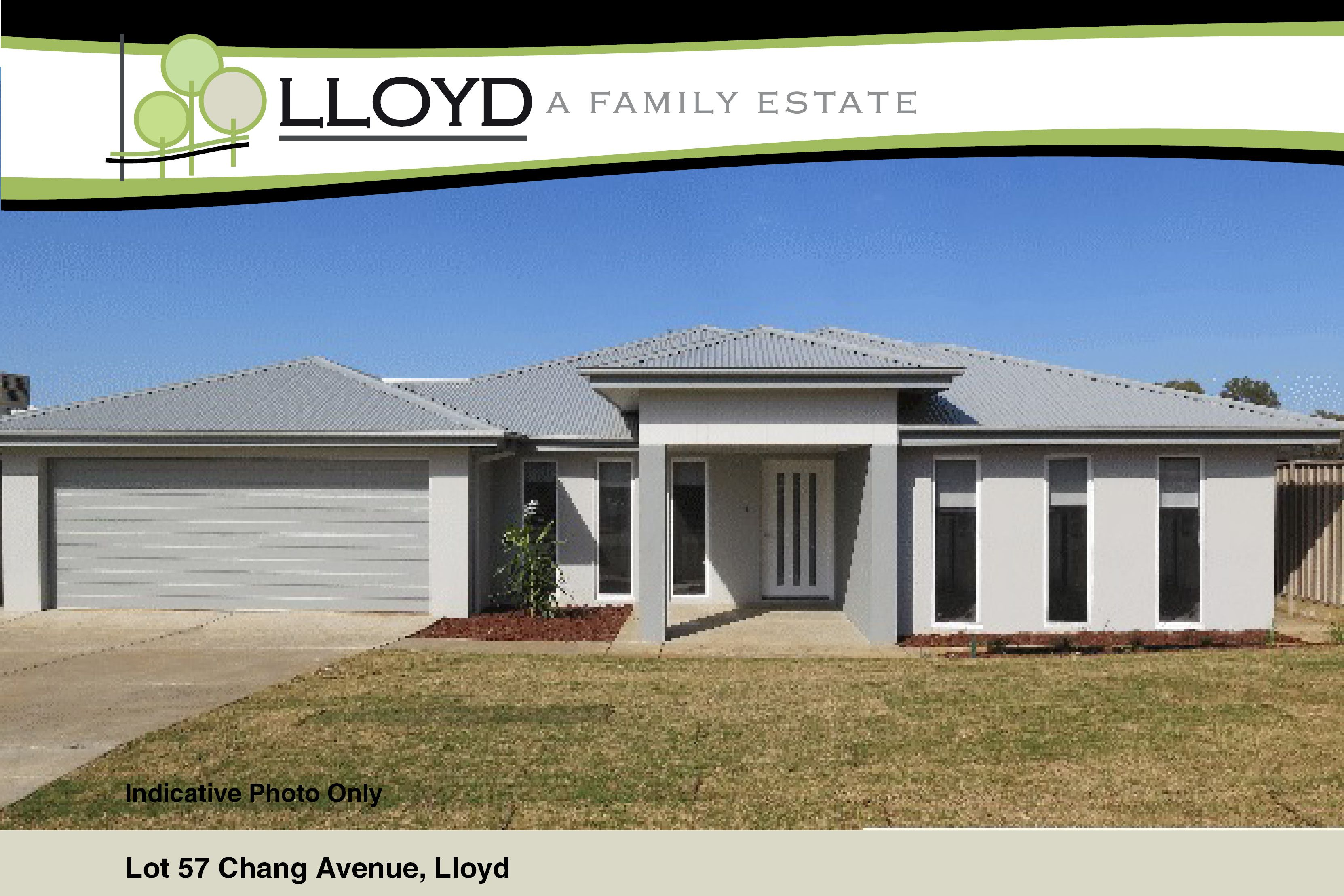 Lot 57 Chang Avenue, Lloyd