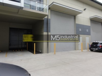 305sqm - High Quality Industrial Strata Unit