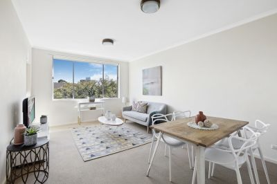 Quality apartment with striking CBD views