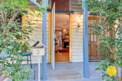 WEATHERBOARD CHARMER, PACKED WITH POTENTIAL
