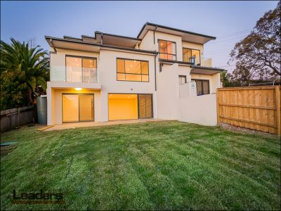 BRAND NEW, MODERN DUPLEX AT EASTWOOD & EPPING BORDER WITH PARRAMATTA VIEW
