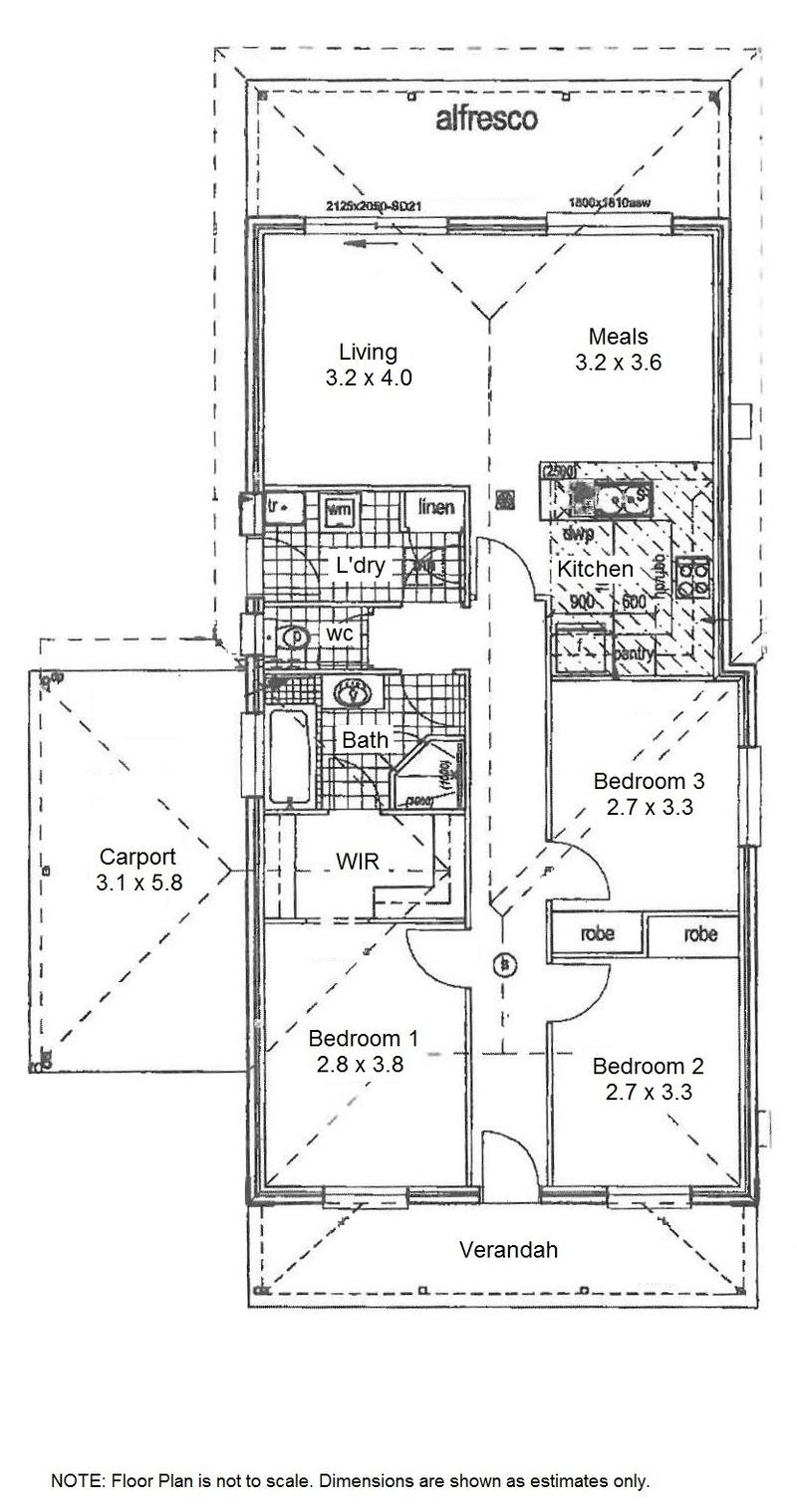 new three bedroom