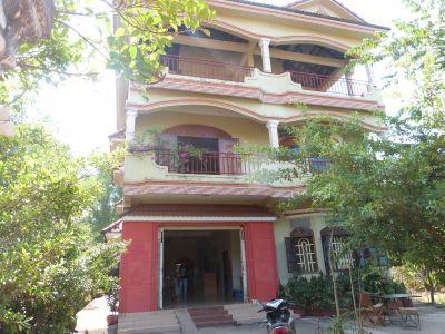 Sangkat Buon, Sihanoukville | Villa for rent in Sihanoukville Sangkat Buon img 19