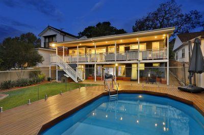 Ready-to-enjoy family sized home