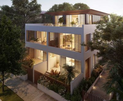 THE CARRINGTON. CONTEMPORARY HOUSE-SIZED BEACH STYLE LIVING OFFERS LEVEL LIFT ACCESS + PARKING