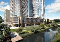 BRAND NEW Riverfront 2 Bedroom Apartments. Spectacular Views of Sydney to Mountains. 2 Bathrooms. 53 Levels of Luxury Living