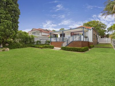 Character bungalow with modern family credentials