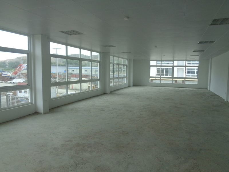 MID-A11: 481m2/3level New Commercial Space (Corner Unit)