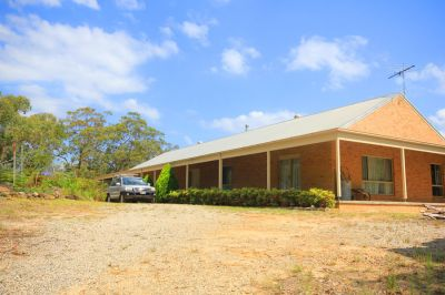 spacious home privately positioned on 25 acres with shed, bore-water  ideal for extended families  potential s/contained