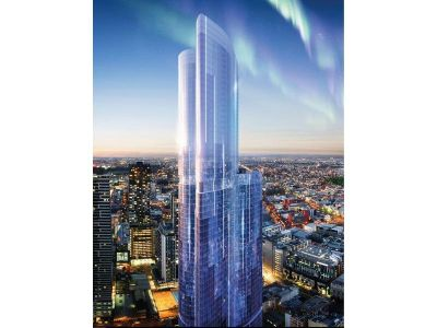 Aurora Melbourne Central - The Next Level in Lifestyle Convenience!