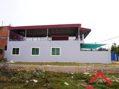 Chreav, Siem Reap   Land for sale in  Siem Reap Chreav img 2