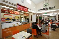 Food shop 37sqm. Popular food court. Ready for Food Use