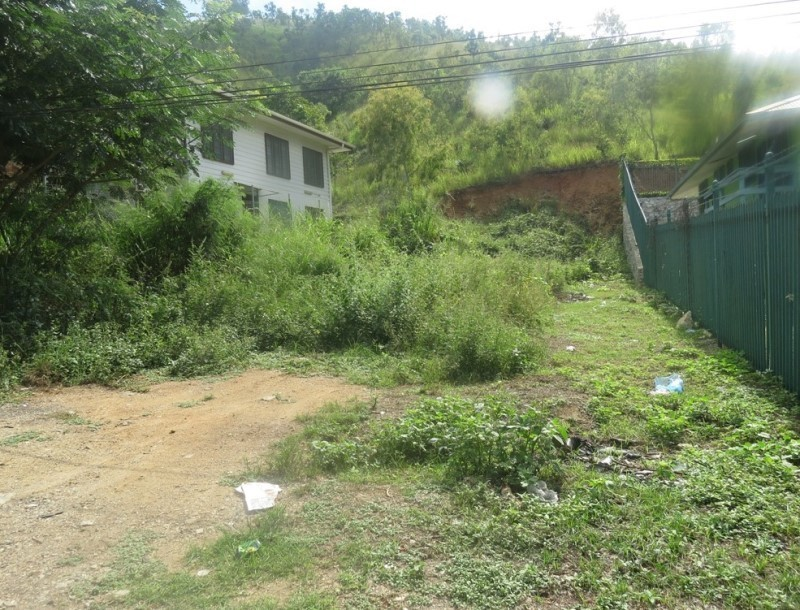 S6886 - Vacant Land for Home Buyer - CA
