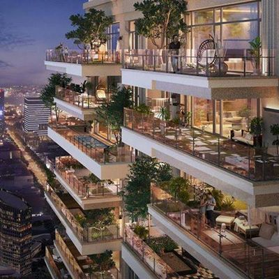 SKY  VILLA, Boeung Prolit, Phnom Penh | New Development for sale in Chamkarmon Boeung Prolit img 2