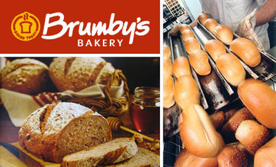 Brumby's Bakery at Eastern Suburb - Ref:12503