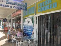 SEAFOOD/FISH 'N CHIPS - BEERWAH