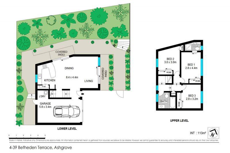 4/39 Beth Eden Terrace Ashgrove 4060