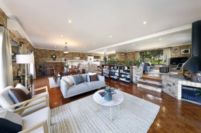 Tranquil family home in prestigious location