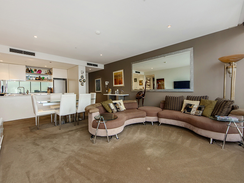 Pure luxury in Southbank's finest setting